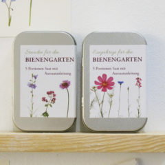 """Dose """"Bienengarten"""""""