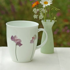 "Becher ""Wicken Pastell"", Fine Bone China, 350 ml"