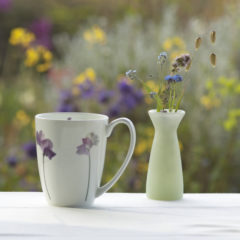 "Becher ""Wicken Pastell"", Fine Bone China, 250 ml"