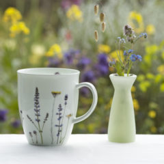 "Becher ""Bienenfreunde"", Fine Bone China, 350 ml"