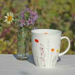 "Becher ""Sommerwiese"" Fine Bone China 350 ml"