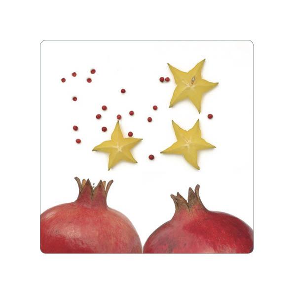 "Magnet ""Sternfrucht"""